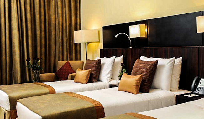 Best Hotels For Umrah in ramadan From UK