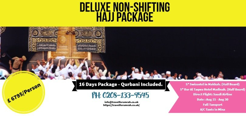 Umrah Banner: Umrah Packages 2018